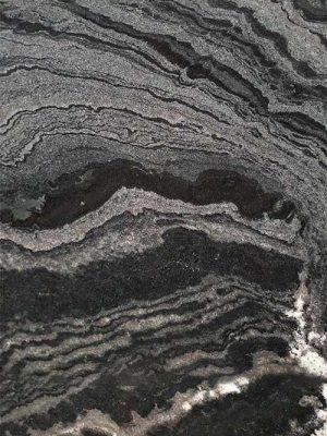 mẫu đá đen vân mây