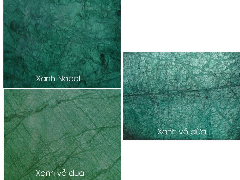 Các loại Đá Marble napoli