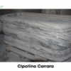 Dramatic Carrara marble