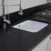 bàn bếp đá đen ấn độ
