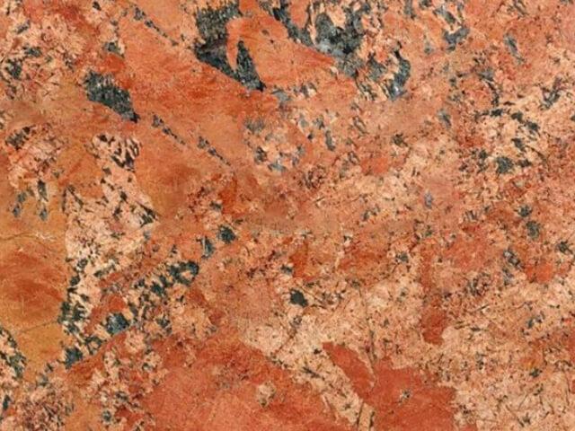 đá đỏ alaska