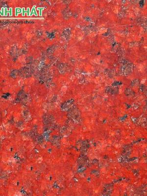 đá đỏ nhuộm