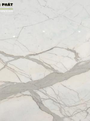 Đá Marble trắng calacatta