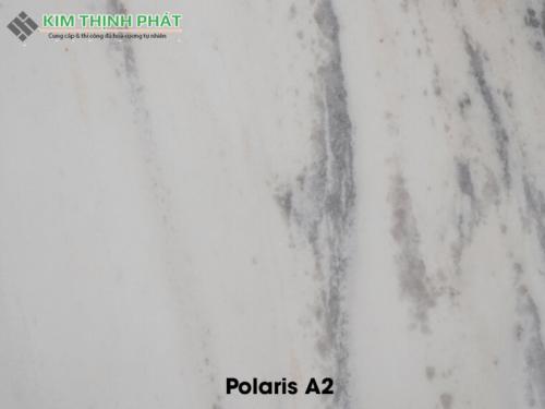 đá trắng đá polaris loại 2