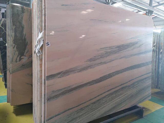 đá marble fantasy pink