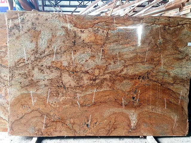 Đá Granite vàng Storm