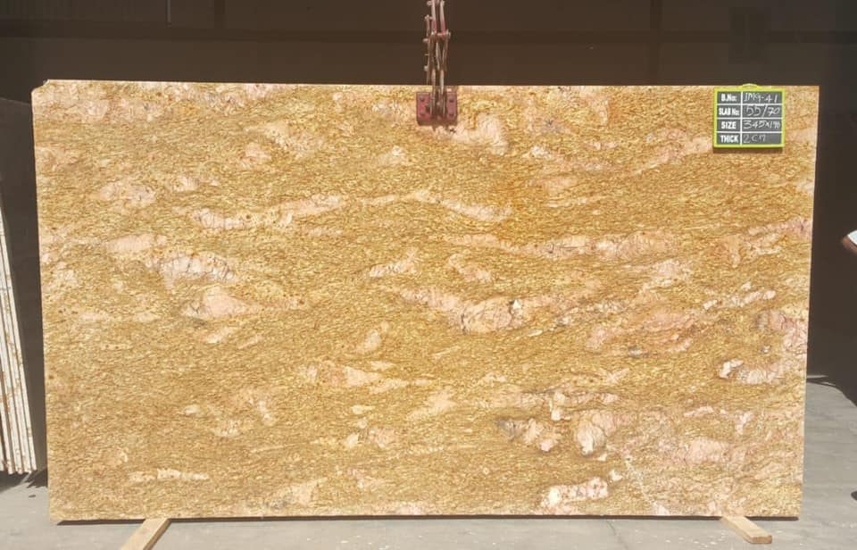 Đá Granite Imperial Gold