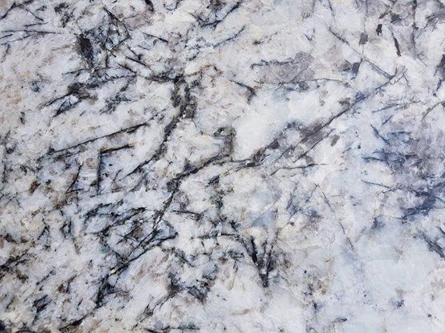 Đá Granite White Glimmer l