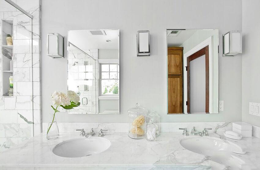 bàn đá lavabo marble