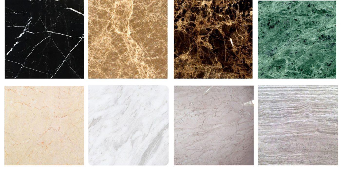 Nguồn gốc hình thành đá Marble tự nhiên