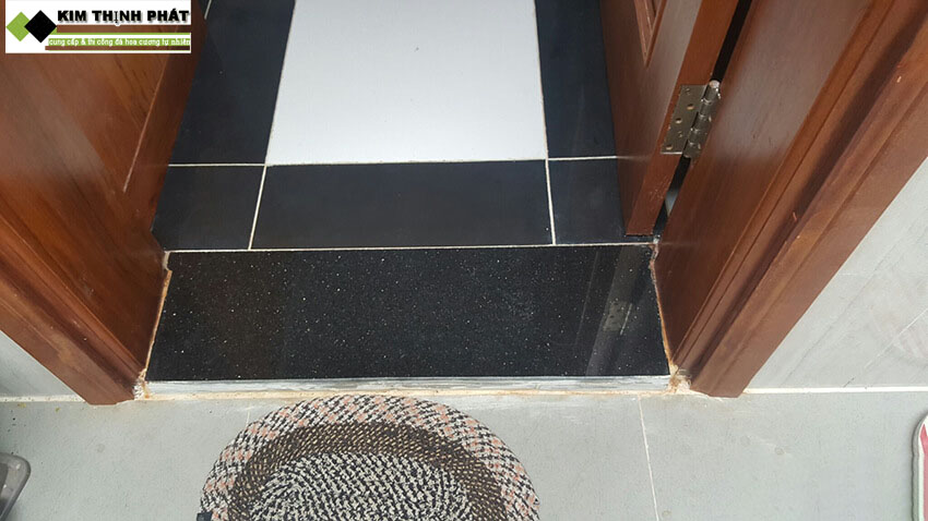 đá granite ốp ngạch cửa