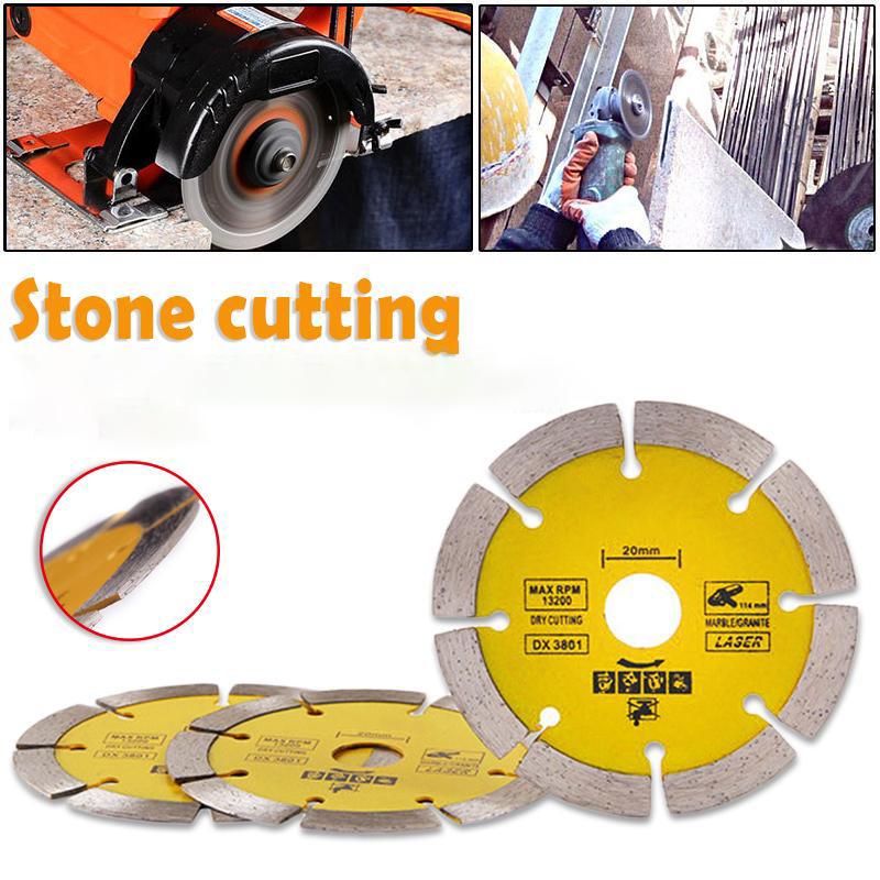 chuẩn bị dụng cụ cắt đá hoa cương