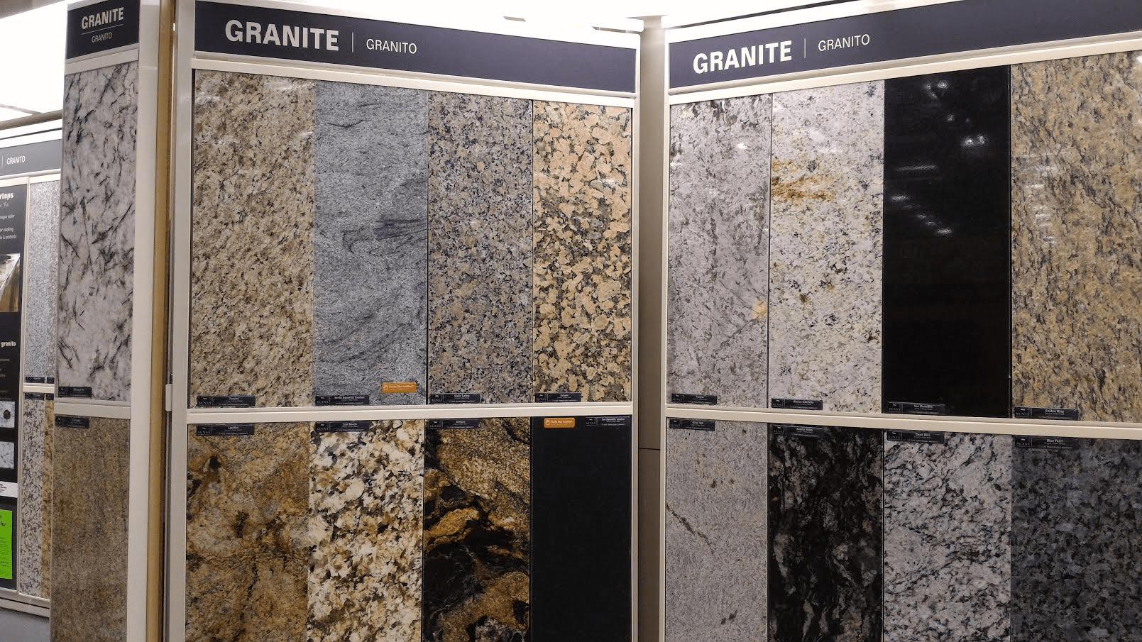 Lựa chọn đá phù hợp với chi phí cần bỏ ra