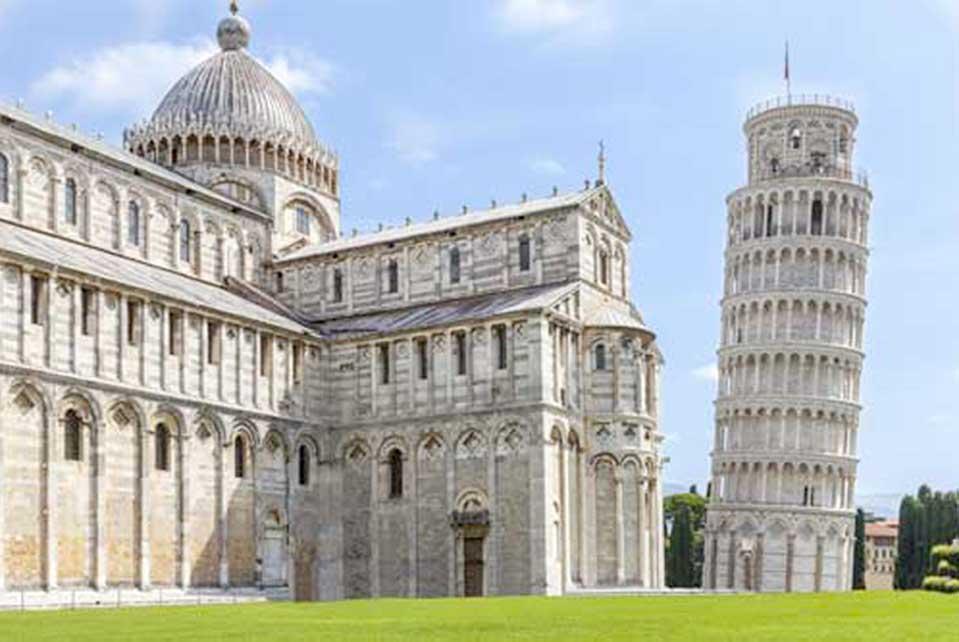 Công trình NHÀ THỜ PISA Ở PISA, Ý