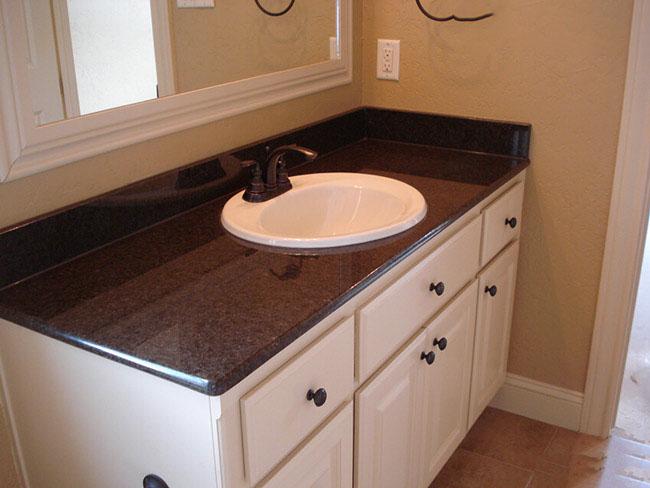 mẫu bàn đá lavabo đẹp
