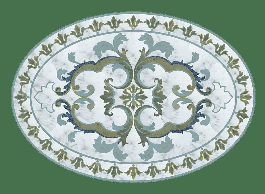 mẫu hoa văn đá hoa cương đẹp