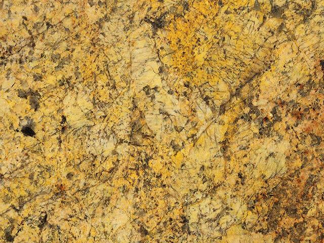 Mẫu đá Granite màu vàng đẹp