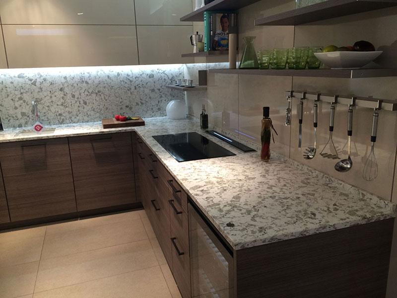 Đá ốp bàn bếp Granite