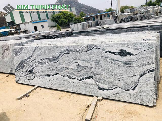 tấm đá granite trắng sa mạc