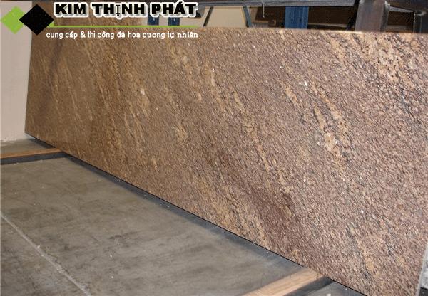 Tấm đá Granite vàng Da Báo