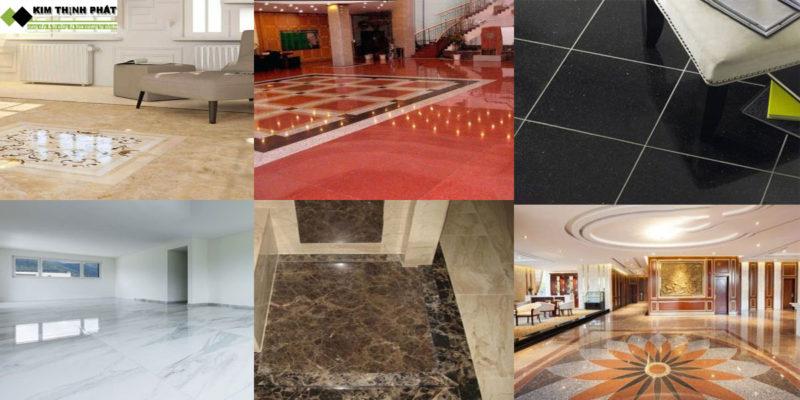 ứng dụng đá hoa cương cho nền nhà