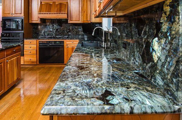 đá ốp bàn bếp marble