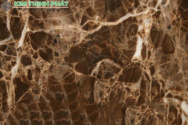 Mẫu đá Marble nâu tây ban nha