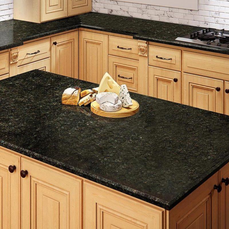 Mẫu đá ốp bàn bếp chất lượng