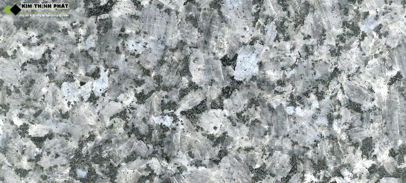 Mẫu đá Granite trắng Xà Cừ