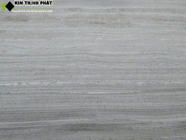Đá Marble xám vân Gỗ là mẫu đá điển hình nhất trong dòng sản phẩm này