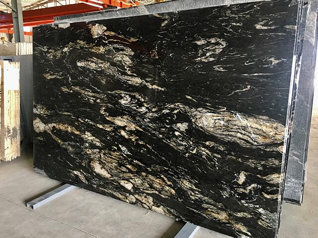 Tấm Đá Granite Đen Gucci