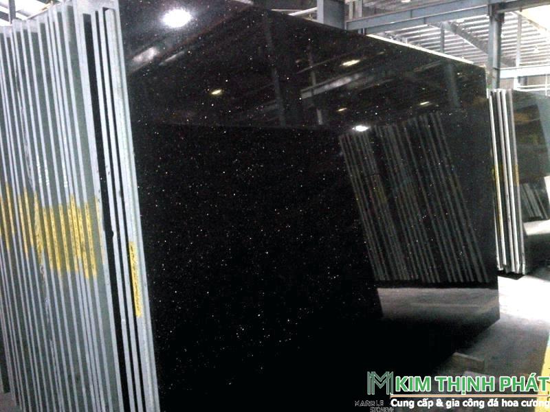 Tấm đá Granite đen Kim Sa Trung