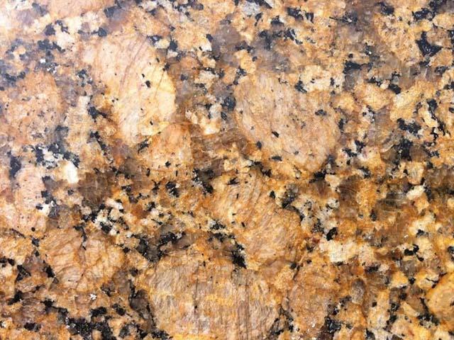 Đá granite vàng Bướm nhập khẩu từ Brazil